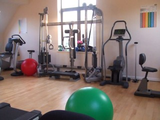 LBhealthcare Gym